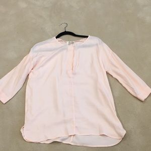 Shop Stevie pink blouse. Size small.,